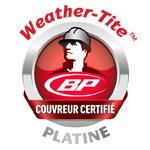BP certifié Platine (10 ans +)
